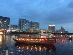 東京湾屋形船