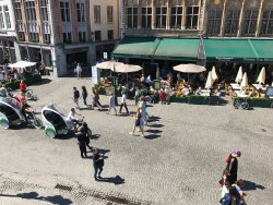 GreenRides Fietstaxi Bicycle Taxi Brugge