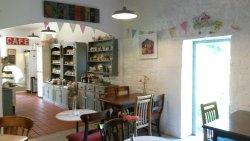 The Barn Tea Room At Rockingham