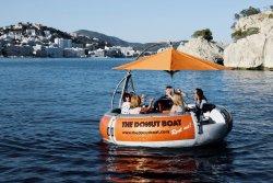 The Donut Boat