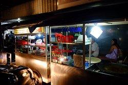 Cibadak Street Culinary