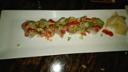 Yummy Yummy Dragon Roll