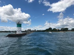 Waukegan Harbor Light