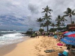 A bit of paradise on Poipu Beach