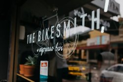 The Bikesmith Espresso Bar