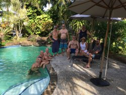 Board retreat at Ikarangi Eo Retreat