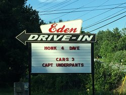 Eden Drive in Move Theater