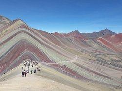 Cerro Colorado Vinicunca