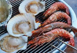 청사포에서 단연코 뷰가 가장 좋은 조개구이 맛집 !