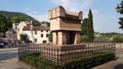 La tomba del Petrarca