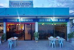 Three Crowns Bistro and Bar