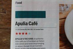 Apulia Cafe Ltd