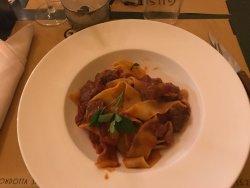 Very nice Italian cuisine