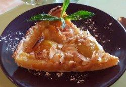 Apple&pear tart