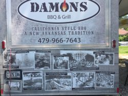 Damons BBQ and Grill