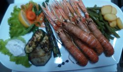 Bistro Dalmatino Luka Kneze Racisce - meal