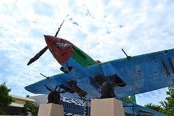 Monument the Plane IL-2
