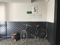 Hip hotel in Amstedam's 9 streets