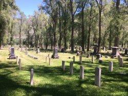 Ute Cemetery