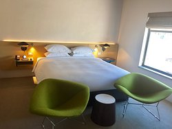 Great visit to the new Andaz Scottsdale