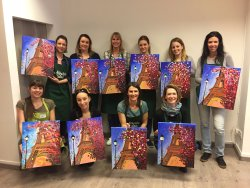Alkotasutca Creative Experience Painting