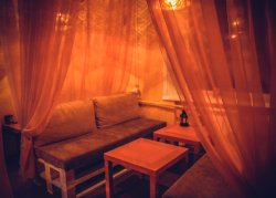 Divan Kalyan Lounge