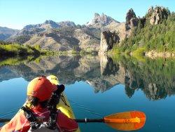 Pura Vida Patagonia Kayaking