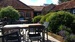 Pensthorpe Natural Park Courtyard Cafe