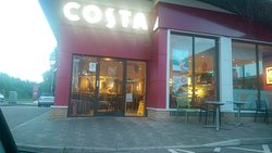 Costa Coffee Eaton Socon