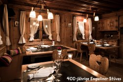 Restaurant Stüvas Rosatsch