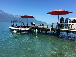 Ski Nautique et Wakeboard Club Montreux