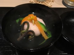 Exclusive amazing kaiseki and top-notch service
