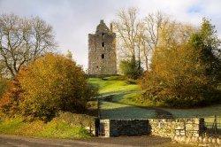 Cardoness Castle
