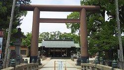 Saga Gokoku Shrine