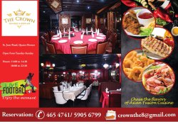 The Crown Restaurant And Sportsbar