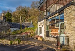 The Crinan Seafood Bar