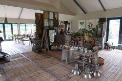The Green Barn Shop & Restaurant