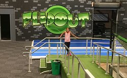 Flip Out Trampoline Arena Christchurch