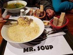 Mr. Soup