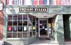 Irish Pub on Washington Street