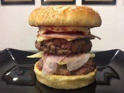 Burger Espelette double