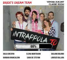 Escape Room Intrappola.TO Verona