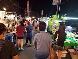 Jing Cheng Night Market