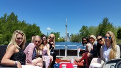 Infinity Water Taxi Tours
