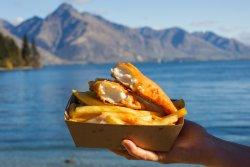 Erik's Fish and Chips - Wanaka