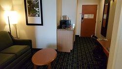 office/sitting area