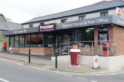 Premier Whitstone Village Stores PO & Cafe Lounge Bar