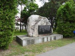Kenji Miyazawa Monument