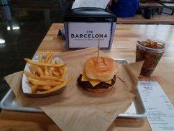 The Barcelona Burgers And Beer Garden