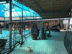 Museum Forging Settlement